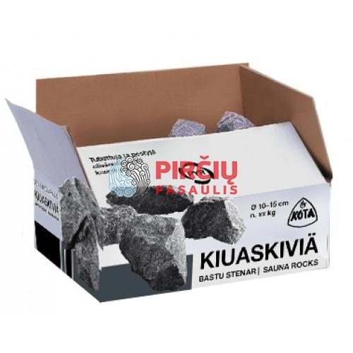 Akmenys dūminėms pirtims Narvi, 30 kg