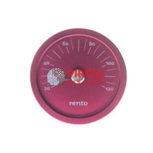 Saunos termometras RED