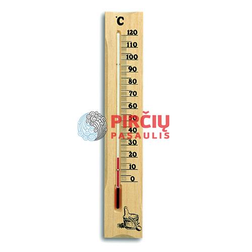 Saunos termometras, 38x6,5 cm ATITO1