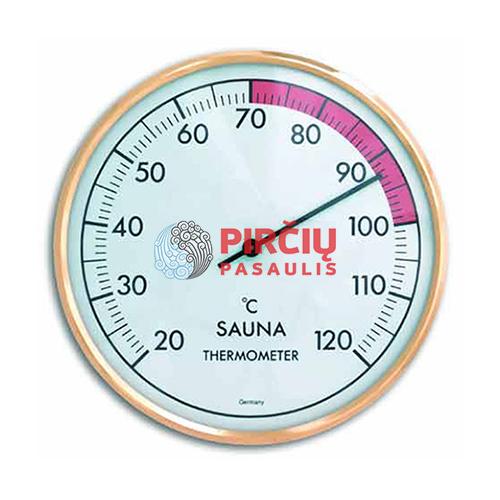 Saunos termometras, 16 cm ATIT04