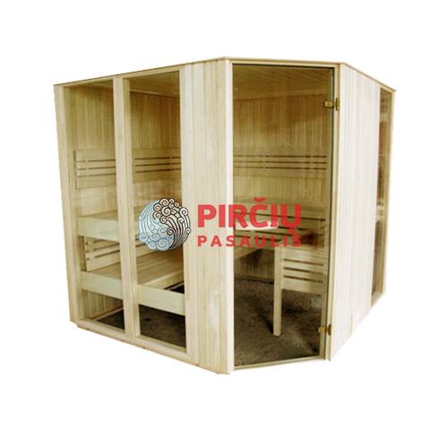 Surenkama sauna  CG  2000