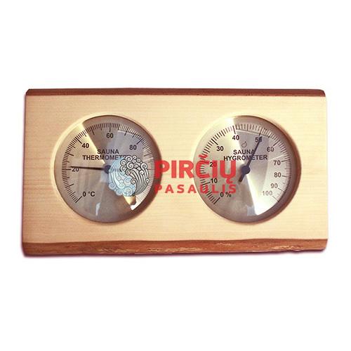 Saunos termometras-higrometras 221THNA