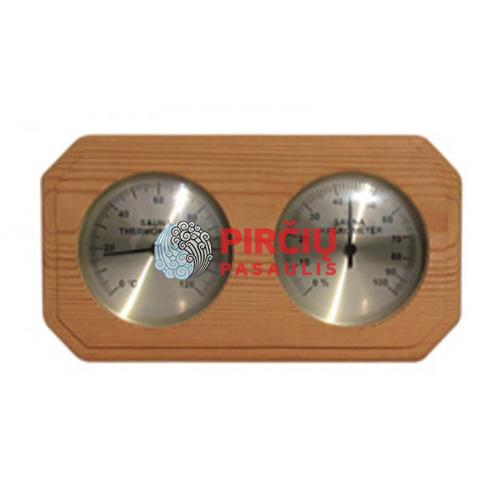 Saunos termometras-higrometras 221THD
