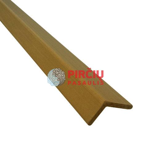 Išorinis kampukas, drebulė, 20x35mm; ilgis: 1,6m