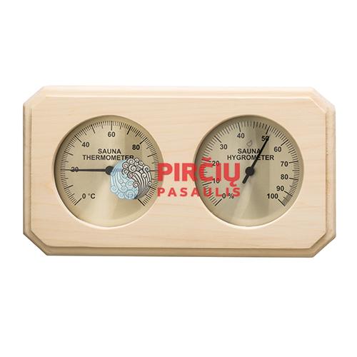 Saunos termometras-higrometras 221THA