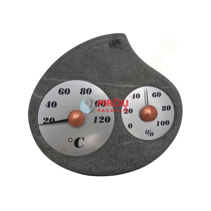 Saunos termometras-higrometras